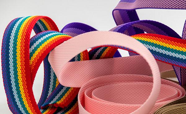 Cintas elásticas para cinturones y cinturillas